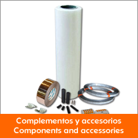 Accessories for electric heating