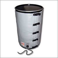 Drum-heaters for drums of 200 litres